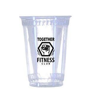 20 Oz. Eco-Friendly Clear Cups - The 500 Line