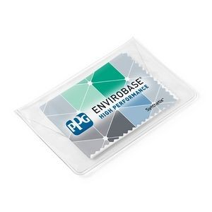 "Synthetix™ Cloth Bulk in Vinyl Pouch - (6"" x 6"" ) Full Color"